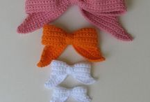 Crochet Ribbons and Bows