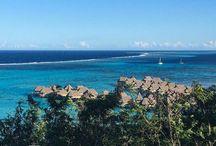 Tahiti,Bora Bora