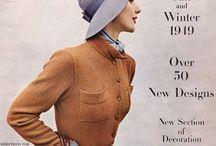 1930-1960 Fashion