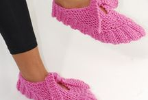 sapatos de dormir