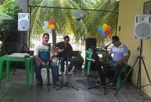 Domingo no Green Club