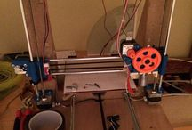 Prusa I3 maison / Imprimante 3D fait maison ;)