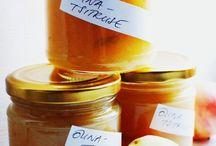 Hillot, marmelaadid, dzemmid. Moosid.