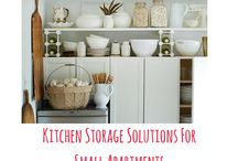 Storage solutions for the home