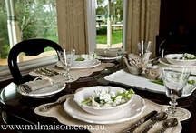 French Inspired Luncheon / French inspired luncheon hosted at Clare House, Central Victoria, Australia. / by Malmaison {French Style For Your Home}