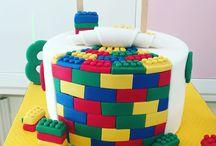 Tartas LEGO