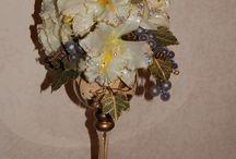 A.M.A.C. Composizioni di fiori / Realizzazioni artigianali