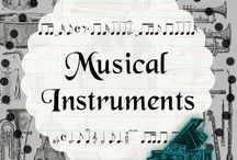 Music Education - Music Room Bulletin Boards and Posters