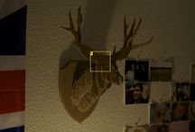 Home DIY/decor - Chance's room / by Amber Whitmore