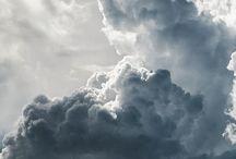 clouds / про небеса и облака