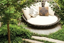 Beautiful Outdoor Spaces / by Deb Pang Davis