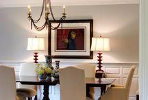 Dining Room Decor / by Andrea Burgo Smith