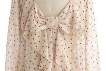 Sewing shirts / by Staci Schilz