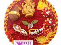 Send Rakhi Sets to India / Ferns N Petals presents a huge range of rakhi sets for brother on this Raksha Bandhan. Choose a unique set of rakhi for your brother and make this Raksha Bandhan special by FNP.