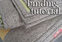 My Tutorials / Check out my scrappy quilt back, quilt label & binding tutorials here: http://www.jaybirdquilts.com/p/tutorials.html. I love putting great finishing touches on beloved #quilts. #jaybirdquilts #quiltlabel #binding #iheartbinding