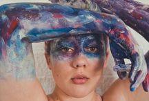 Jacqueline McCaffrey/Body Painting