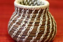 Fair trade baskets and boxes