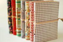 Pamphlet stick book