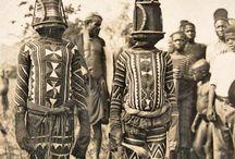 MASQUERADES & Africa