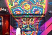 World of Urban Art : GUACHE
