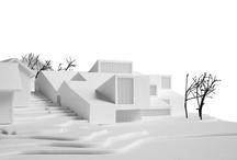 _architectural model& illustation