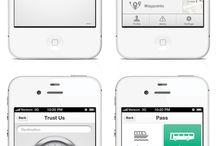 Mobile UI / by John McGeehan