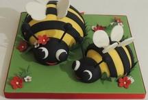 Bees Torta