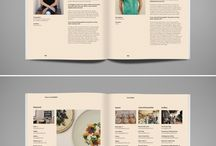 Creative contents pages