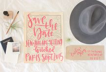 Invites / by Megan Rollins