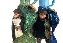Stilt Costumes Ideas