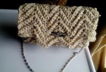 my crochet bag