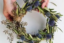 Welcome wreaths