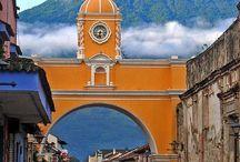 Lugares visitados / Guatemala