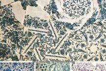 Patchwork vzory - kaleidoskop