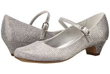 Silver Shoes / Pretty silver shoes