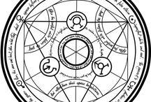 Animes and symbols