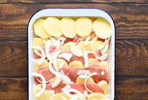 Potato bakes