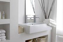 New Bathroom project - Inspiration board
