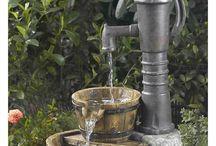 Garden with water / Garden