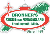 Bronner's---Frankenmuth