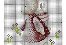 Bunny Crossstitch