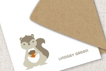 Squirrel / Cute and adorable squirrels.  Inspiration for crafts and home decor. Includes indie handmade makers.