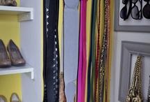 Closet Organization Ideas / by Lexi Binns-Craven
