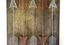 String nail art shop