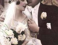 1920s Wedding Clothes / Vintage and new 1920s wedding dresses and accessories. Be inspired by the beautiful and FUN roaring twenties era.