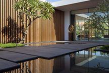 Gartengestaltung und Außenanlage