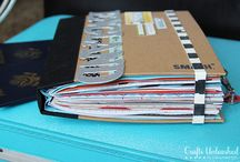 Journals (travel, daily) / by Cheryl Duprey