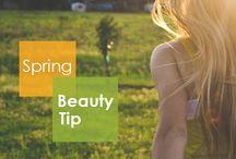 Spring / Spring skin care tips
