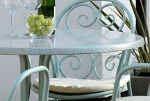 Metal Furniture / Metal furniture crafted in the UK by skilled artisans