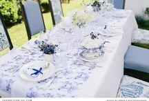 TOILE DE JOUY WEDDING